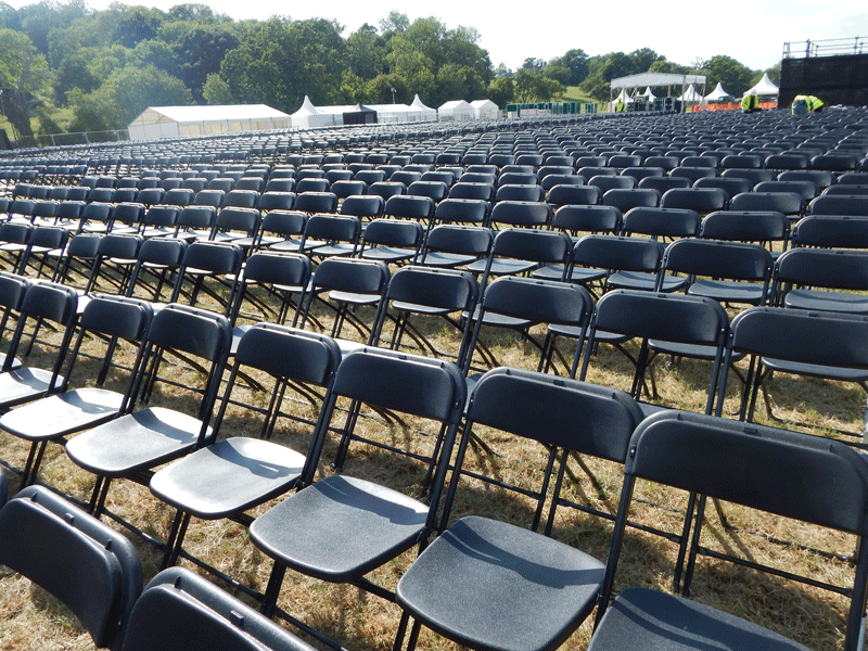 Furniture hire for all events