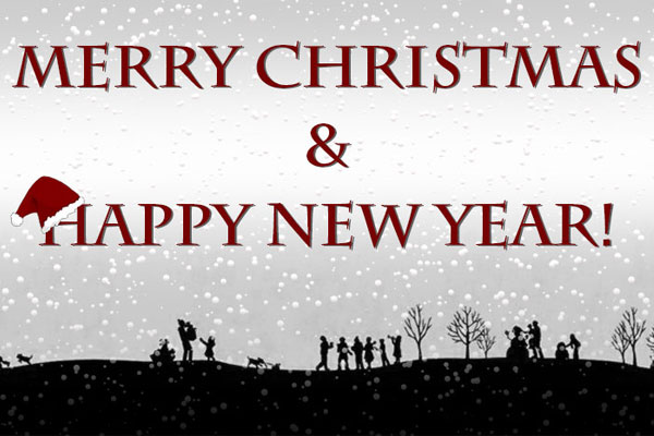 Merry Christmas & happy New Year to all