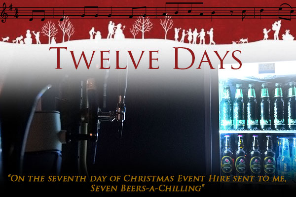 On the seventh day of Christmas...