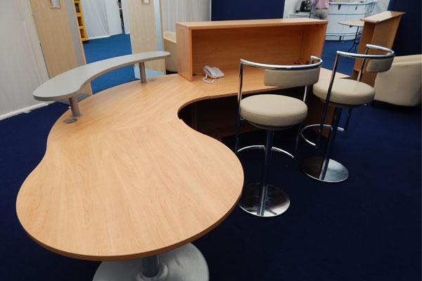 The A-Z of Event Hire: R is for reception furniture hire