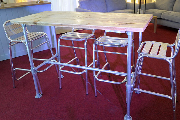 *NEW* Scaffold table hire