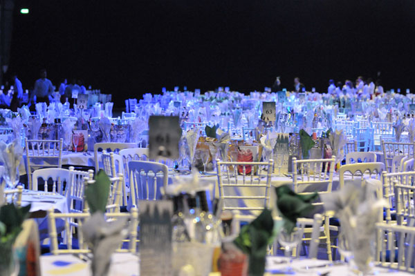The A-Z of Event Hire: T is for table hire