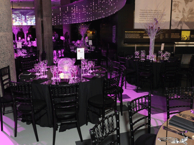 Table hire for your special event