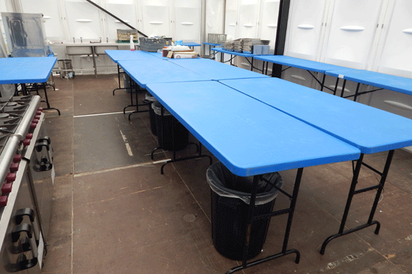 Your catering equipment hire checklist