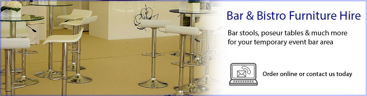 Hire Bar Furniture
