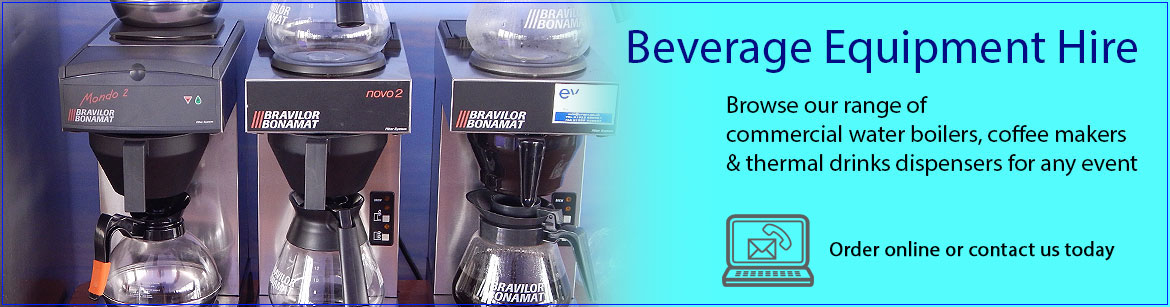 Hire Beverage Equipment