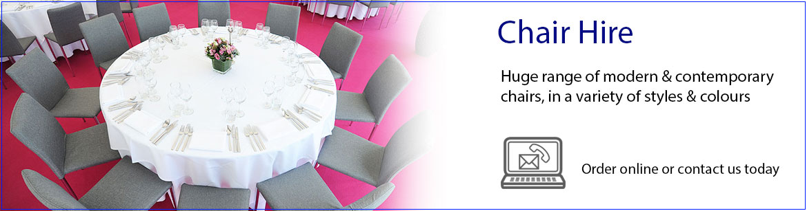 Hire Event Banqueting Chairs
