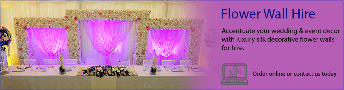 Hire Flower Walls