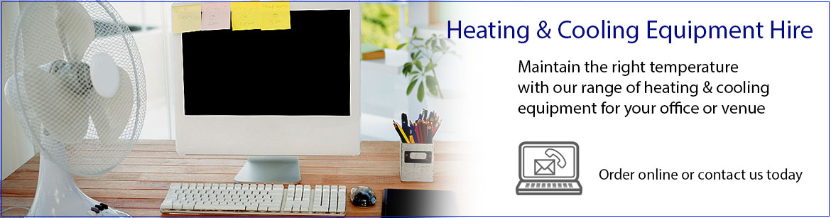 Hire Heating & Cooling Equipment