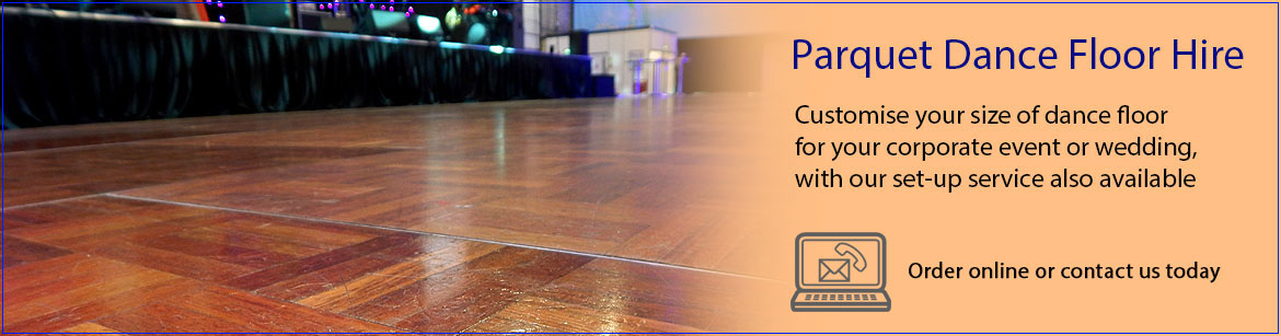 Hire Parquet Dance Floors