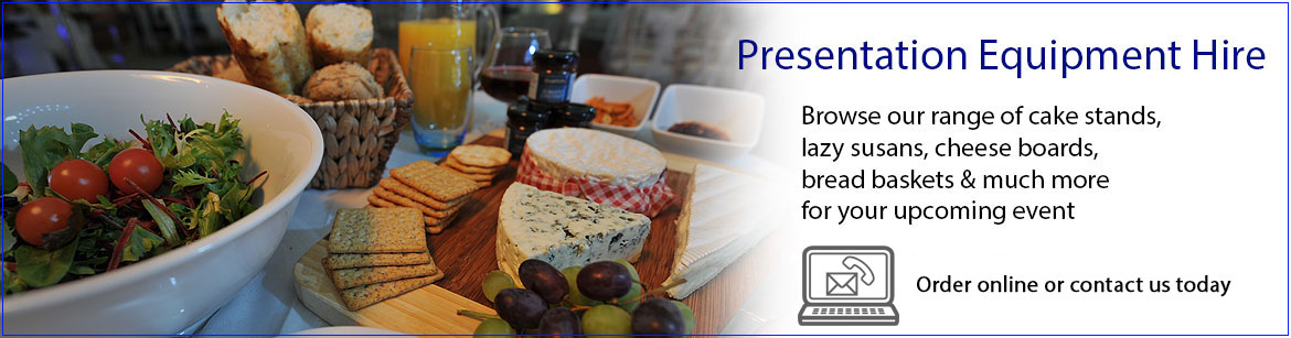 Hire Food Presentation Equipment