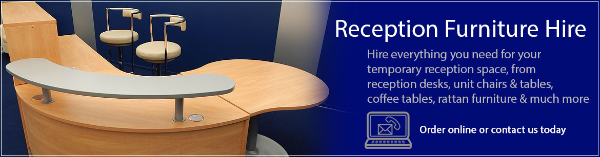 Hire Reception Furniture