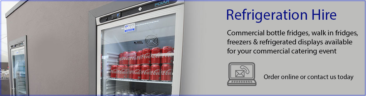 Hire Refrigeration Equipment