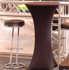 Poseur Table Cover Hire