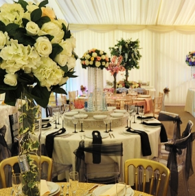 Table Decoration Hire