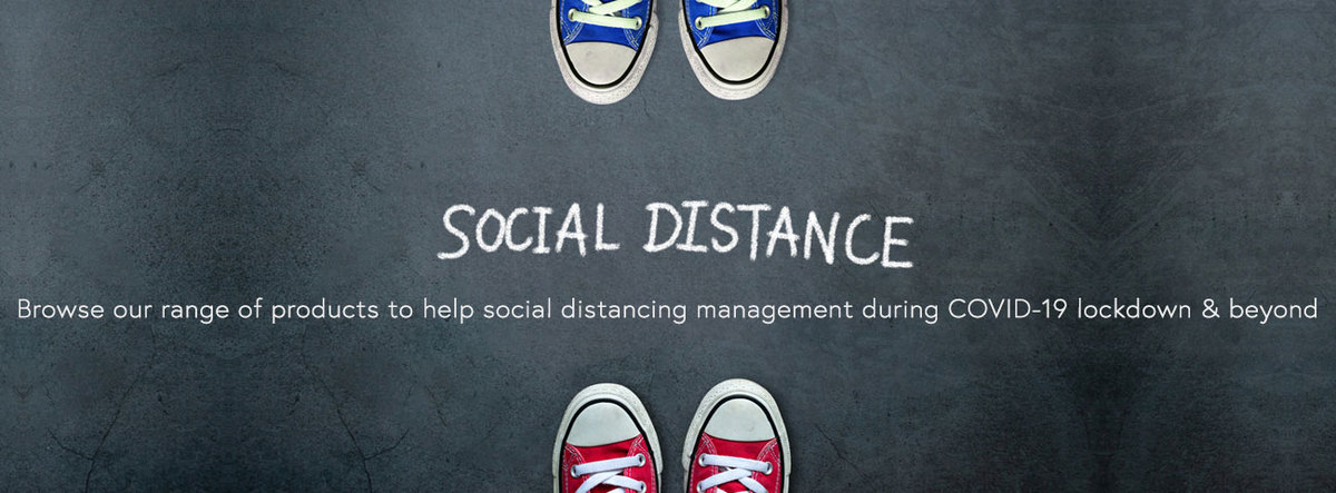 Social Distancing Management Equipment Hire