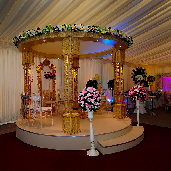 Mandap Hire London