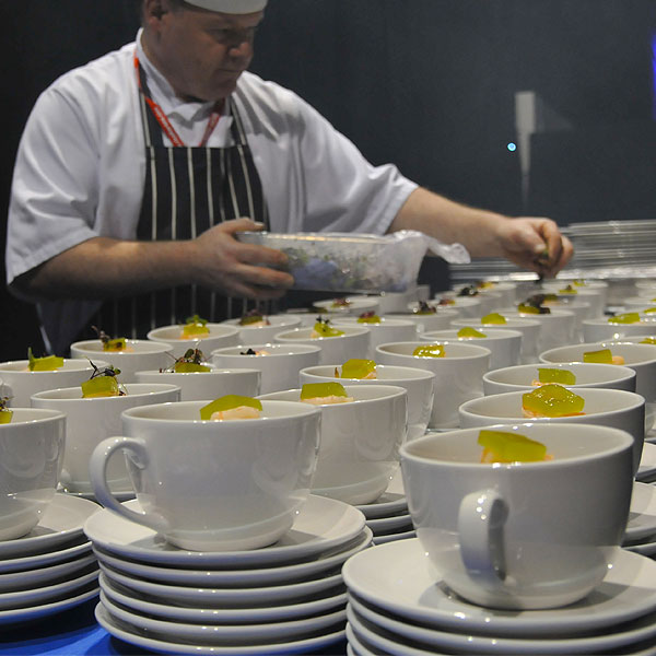 Speciality Crockery Hire London