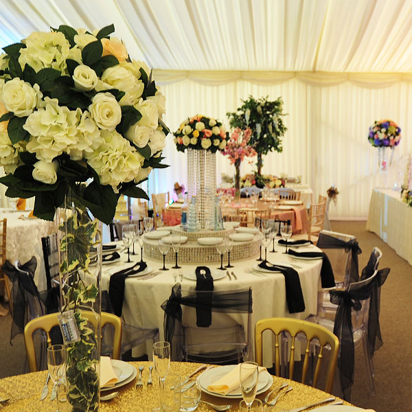 Table Decoration Hire Liverpool