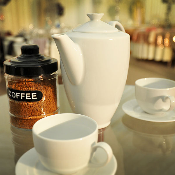 Tea & Coffee Pot Hire London