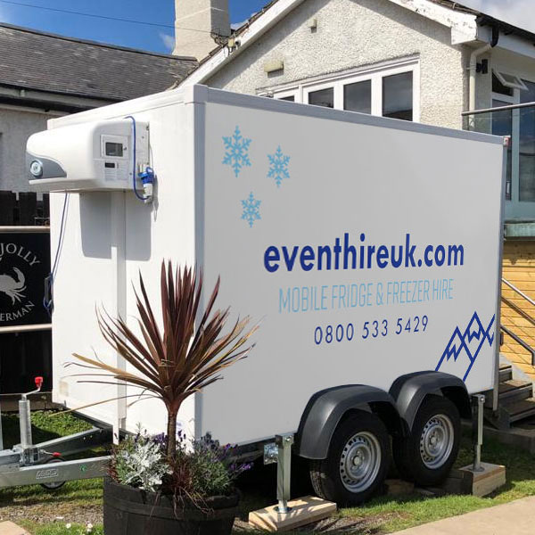 Refrigeration Hire Liverpool