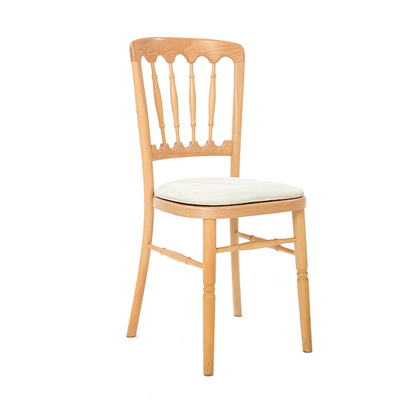 Natural Napoleon Chair Hire