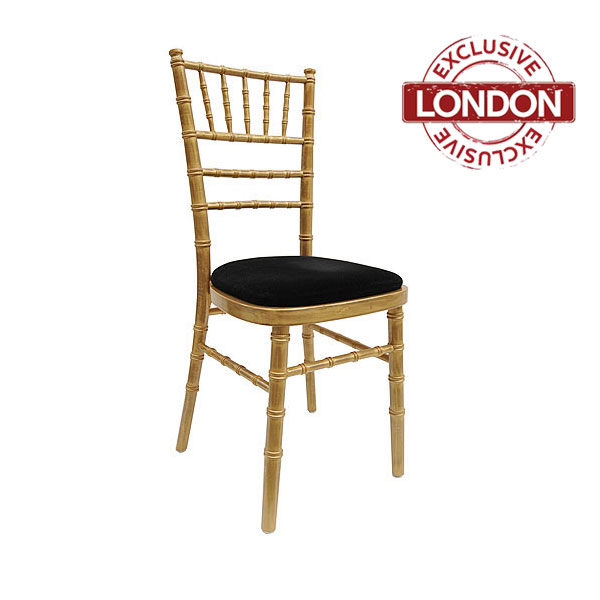 Antique Goldwash Chiavari Chair Hire