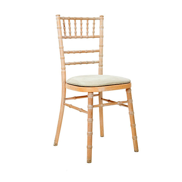 Limewash Chiavari Chair Hire