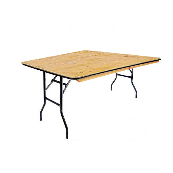 6ft x 4ft Trestle Table Hire