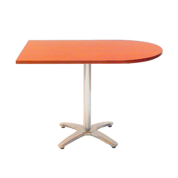 Cherry Curved End Table Hire