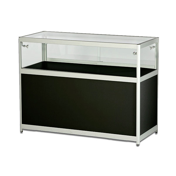 Low Showcase with Cabinet