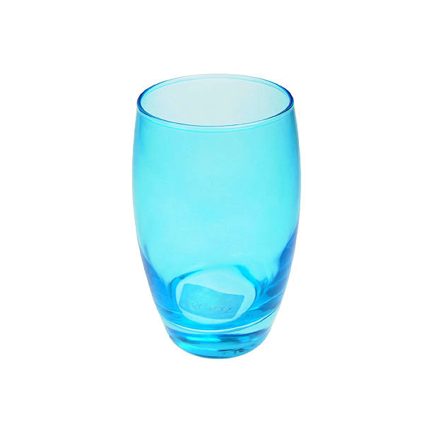 Salto Solid Blue Hi-Ball 35cl