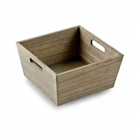 Wooden Bread Basket