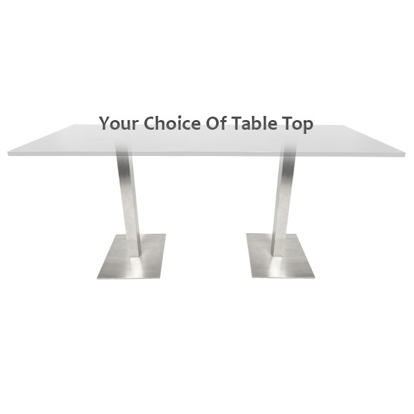 Dual Piazza High Table