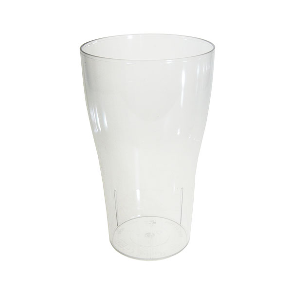 Reusable Polycarbonate Clarity Tulip Pint
