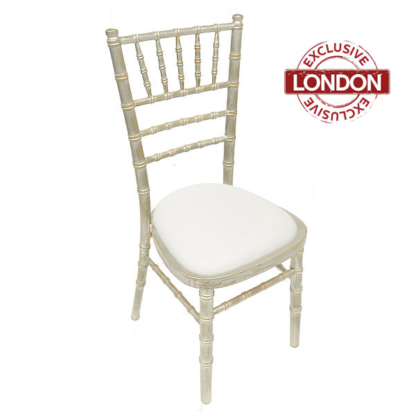 Silverwash Chiavari Chair