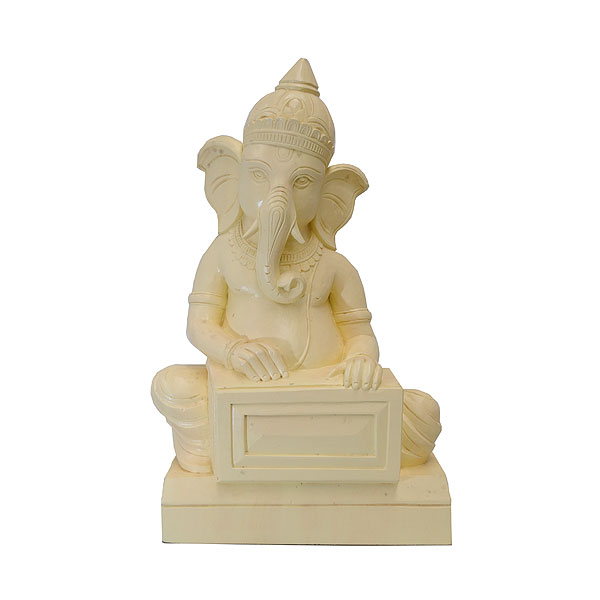 Ganesh With Harmonium