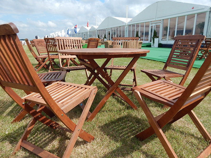 Hardwood Folding Chairs For Hire
