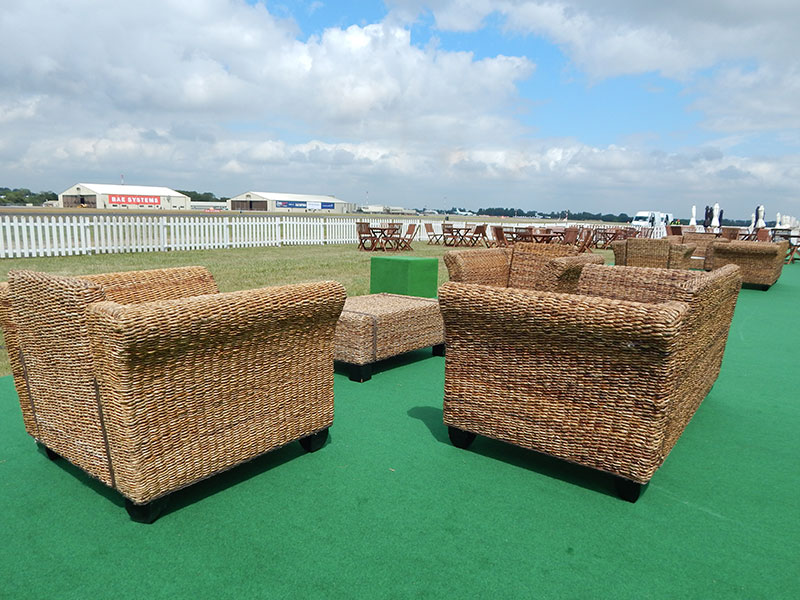 Kingston Rattan Furniture Rental