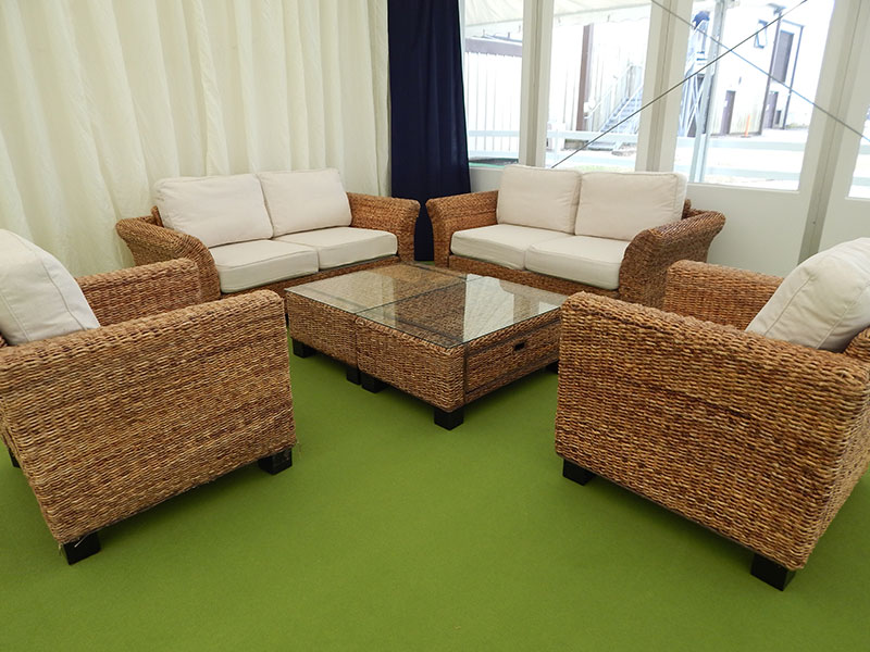 Rattan Furniture Hire For Events
