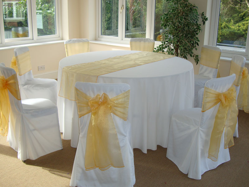 Chair Ties & Bows For Events