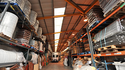 Furniture Hire In Depot Location from Event Hire UK