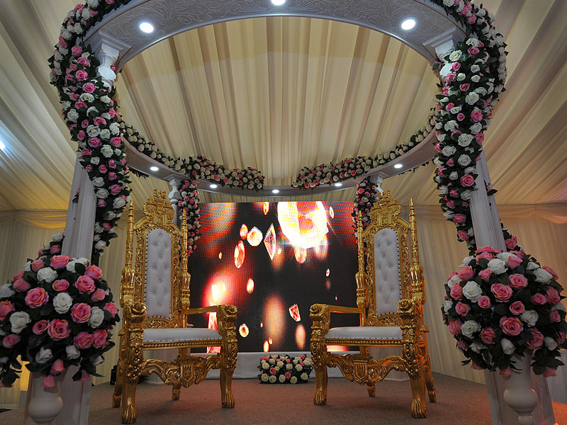 Hire Asian Wedding Mandaps